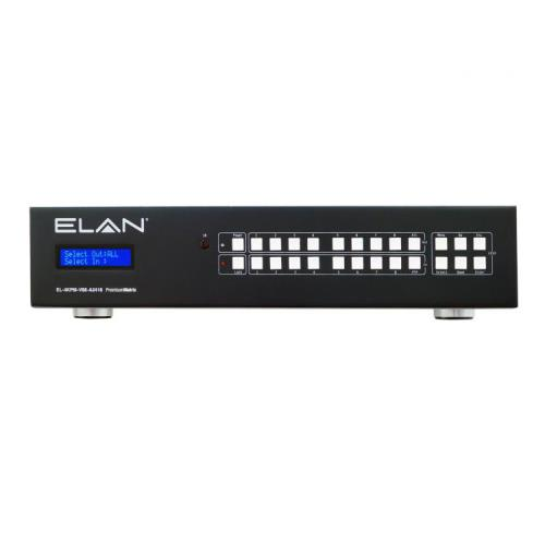 Elan HDBaseT AV Matrix Switcher