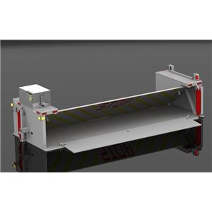 Delta Scientific MP5000 Portable Crash Barrier  - The Un-registered Suppliers