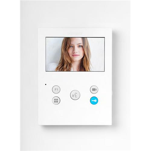 VEO-XS by FERMAX: Hands-free and Slim Door Entry Monitor