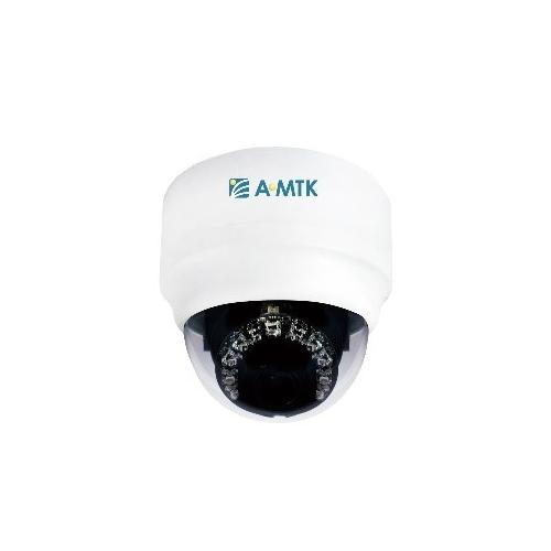 A-MTK AH5753T-Z3 H 265 3 Mega Flush Mount Smart Focus IR IP Dome