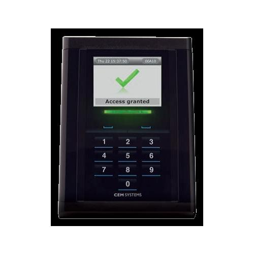 CEM Systems S700e Multi-Technology Intelligent IP Reader