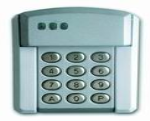 SUN W-DT-CK Wiegand /Clock & Data Keypad Card Reader