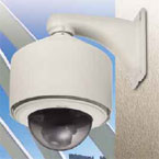 VCC-9100P/VCC-9000P Speed Dome Camera Systems