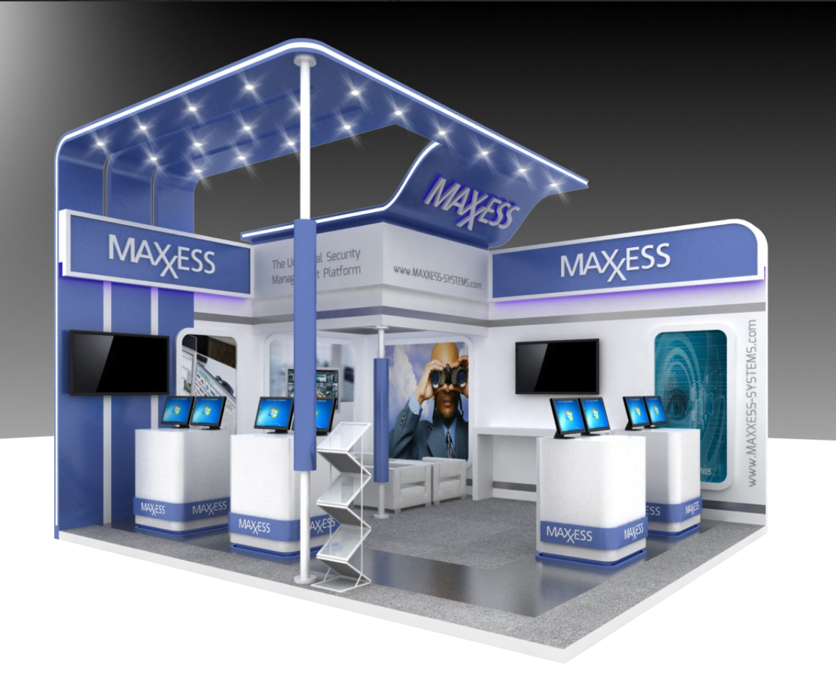 Virtual Exhibition Stand : Maxxess to demonstrate future proof flexibility in dubai