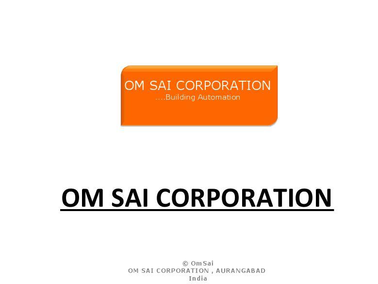 OM SAI CORPORATION